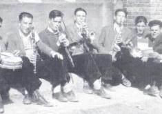 OLALLA, 1958. CEDIDA POR EL CENTRO DE ESTUDIOS DEL JILOCA