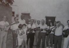 RONDA EN BÁGUENA. XILOCA. CENTRO DE ESTUDIOS DEL JILOCA