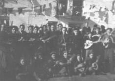 RONDALLA EN TORIIJO DEL CAMPO. MARIANO LÓPEZ. CENTRO DE ESTUDIOS DEL JILOCA