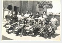 GRUPO Y RONDALLA EN TORRIJO DEL CAMPO. CENTRO DE ESTUDIOS DEL JILOCA