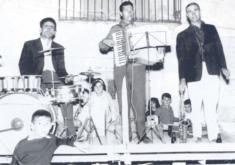 VILLARQUEMADO. ANACLETO, DÁMASO Y FÉLIX. CENTRO DE ESTUDIOS DEL JILOCA
